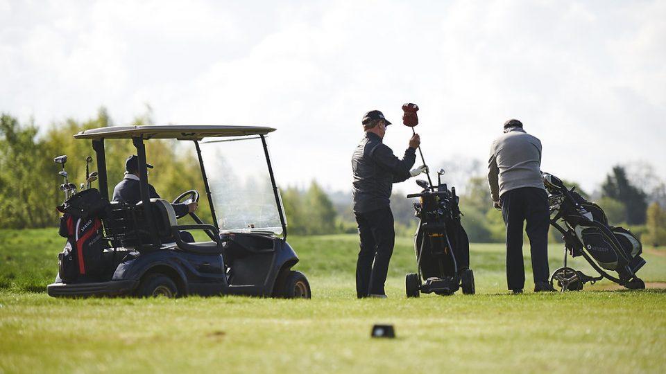 Golf society at Milford Golf Club