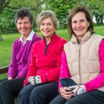Golf Players at Milford Golf Club