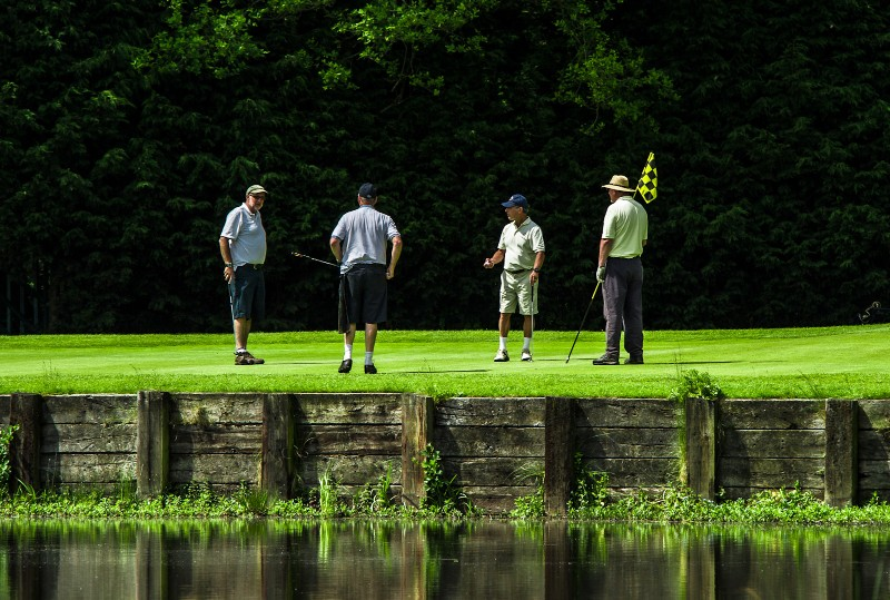 Golf Society Day Generic People Images 3+ Golfers (37)